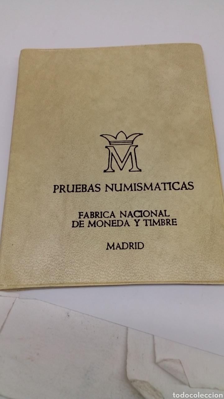 Numismatisches Material: 6monedas de100 50 25 5 1 0,50 peseas y centimos en su estuche con Características - Foto 2 - 156866034