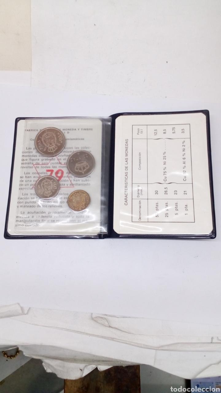 Material numismático: 4monedas Pruebas numismatica - Foto 2 - 156975734