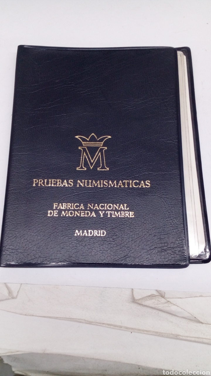 Material numismático: 4monedas Pruebas numismatica - Foto 2 - 156983737
