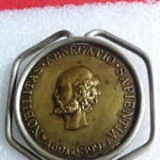 Material numismático: MEDALLA CONMEMORATIVA DEL ASTRÓNOMO FRANCÉS ROCHE 1896. Lote 160843721