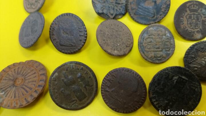 Material numismático: Botones - Foto 2 - 164717870