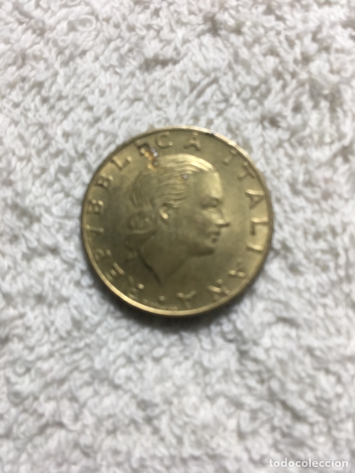 Material numismático: ITALIA 1889-1989 L200 - Foto 3 - 171071705
