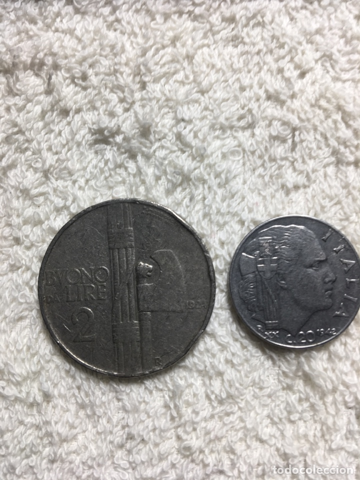ITALIA 1924-1942 (Numismática - Material Numismático)