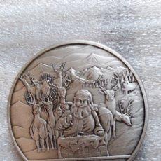 Material numismático: COÍN - MONEDA NAVIDAD. Lote 174964870