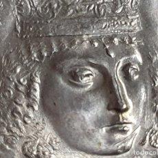 Material numismático: MEDALLA DE PLATA-SC-CONMEMORACION N.S. DESAMPARADOS. - VALENCIA. Lote 179553750