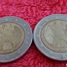 Material numismático: ERROR 2 EUROS ALEMANIA 2004 A. Lote 182010866