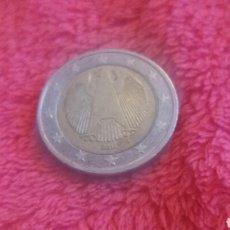 Material numismático: ERROR ALEMANIA 2010 CERCA D. Lote 182013532