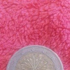 Material numismático: ERROR 2 EUROS FRANCIA 2001. Lote 182014117