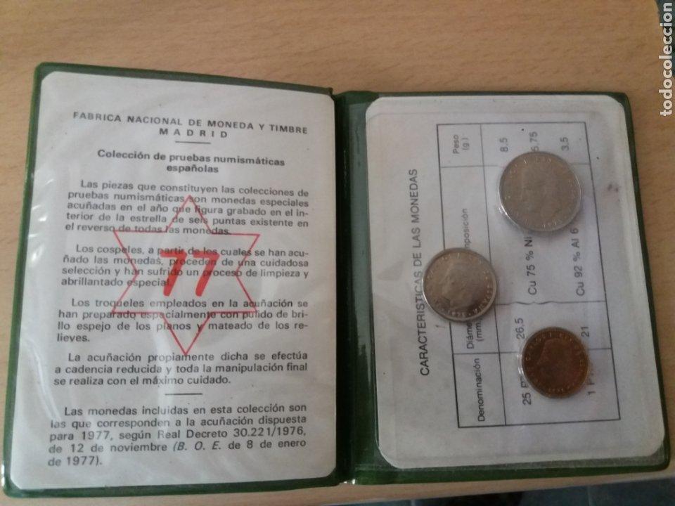 Material numismático: Pruebas numismaticas - Foto 2 - 184774102