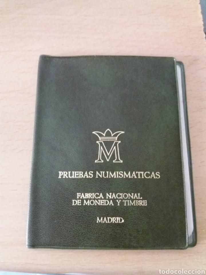 PRUEBAS NUMISMATICAS (Numismática - Material Numismático)