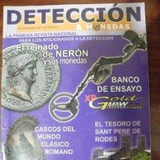 Material numismático: 66 REVISTAS DETECCIONYMONEDAS. (ELCOFREDELABUELO). Lote 191390881