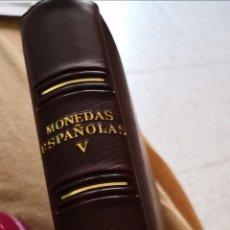 Material numismático: ALBUM Y HOJAS MONEDAS JUAN CARLOS I 1975-1989. Lote 193409261