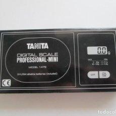 Material numismático: BALANZA DIGITAL * TANITA. Lote 194263348