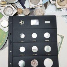 Matériel numismatique: PARDO FUNDA MONEDAS AÑO 2002/ 2003 / 2006. Lote 194559642