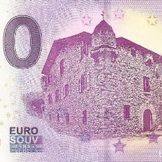 Material numismático: BILLETE DE 500 EUROS ANDORRA. Lote 194677720