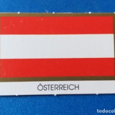 Material numismático: BANDERA DE OSTERREICH, AUSTRIA. PARA HOJA DE MONEDAS DE EURO. Lote 195112481