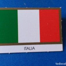 Material numismático: BANDERA DE ITALIA. PARA HOJA DE MONEDAS DE EURO. Lote 195120167