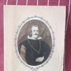 Material numismático: CENTENARIO DE LA MUERTE DEL REY DON FELIPE IV 1966 MONEDA Y MEDALLA. Lote 202034741