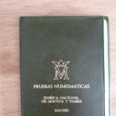 Material numismático: PRUEBAS NUMISMATICAS MONEDAS AÑO 77. Lote 203063048