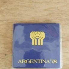 Material numismático: MONEDAS MUNDIAL ARGENTINA AÑO 78. Lote 203063548