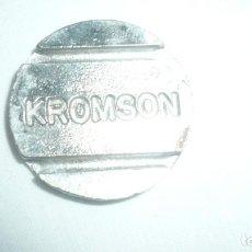 Material numismático: FICHA KROMSON Nº 114 PARA TELÉFONO. Lote 204192162
