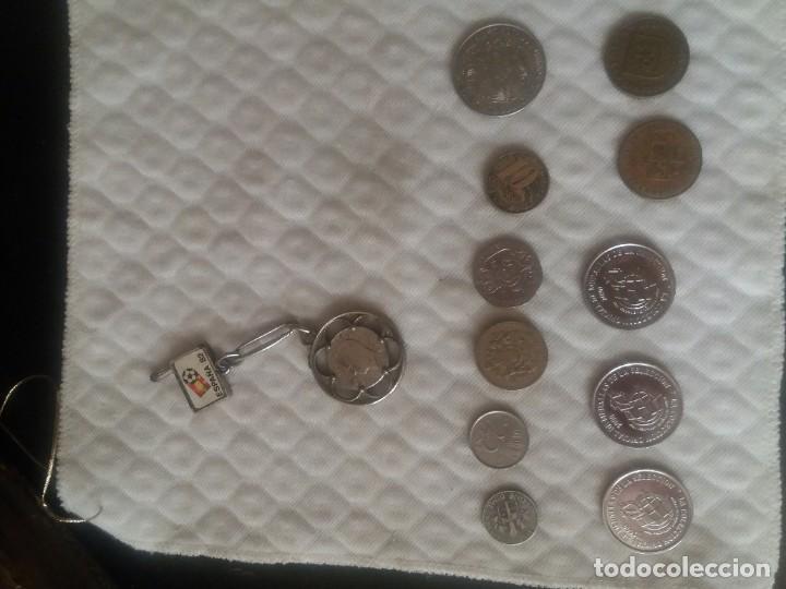 Material numismático: monedas varias - Foto 7 - 205808450