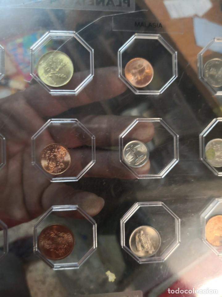 Material numismático: Archivador Planeta dagostini, de agostini con 15 monedas - Foto 5 - 205861866