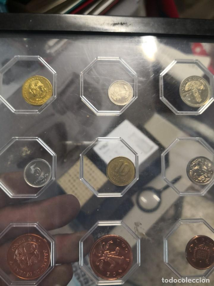 Material numismático: Archivador Planeta dagostini, de agostini con 15 monedas - Foto 4 - 205862218