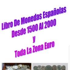 """Material numismático: CATALOGO DE MONEDAS """"LEER DESCRIPCIÓN"""". Lote 206553815"""