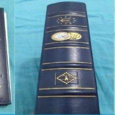 Material numismático: CLASIFICADOR MONEDAS EURO 2002 Y 50 EUROS 2002. Lote 210528591
