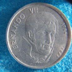 Material numismático: MEDALLA FERNANDO VII. Lote 213331856