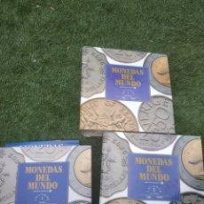 Material numismático: COLECCIÓN DE MONEDAS Y BILLETES. Lote 214127281