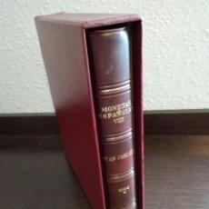 Material numismático: ALBUM MONEDAS PARDO JUAN CARLOS I. Lote 218195798