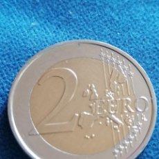 Material numismático: ERROR 2 EURO ALEMANIA 2008 F MAPA ANTIGUO. Lote 219705845