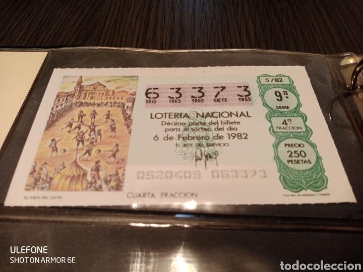 Material numismático: Antiguo Álbum Billetes/Loteria - Foto 8 - 219766143