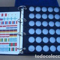 Material numismático: HOJA EUROFOLIO ESPECIAL PARA 2 €UROS. Lote 220085121