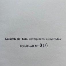 Material numismático: NUMISMATICA, LAS MONEDAS DE ISABEL II, EDICIÓN LIMITADA AÑO 1967. Lote 220635512