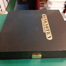 Material numismático: ALBUM BANKNOTEN AUS ALLER WEIT SIN HOJAS 8 ANILLAS. Lote 221354642