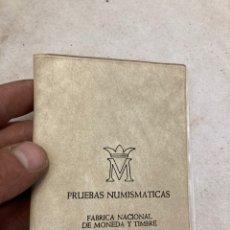 Material numismático: MONEDAS,PRUEBAS NUMISMATICA!1975. Lote 233932845