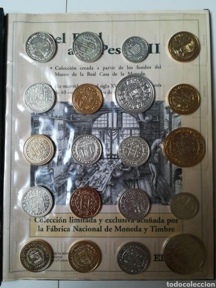 Material numismático: Del Real a la Peseta ll - Foto 3 - 245620065