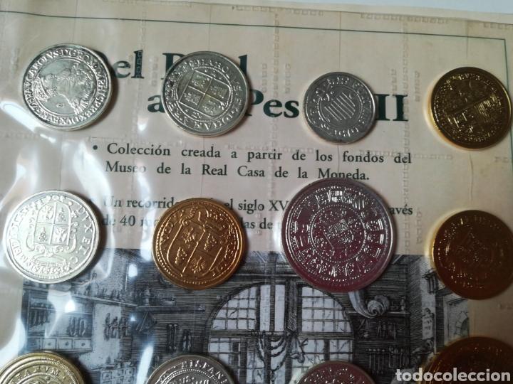 Material numismático: Del Real a la Peseta ll - Foto 4 - 245620065
