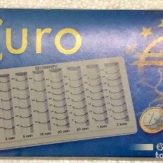 Material numismático: PORTAMONEDAS EURO NUEVO. Lote 248933490