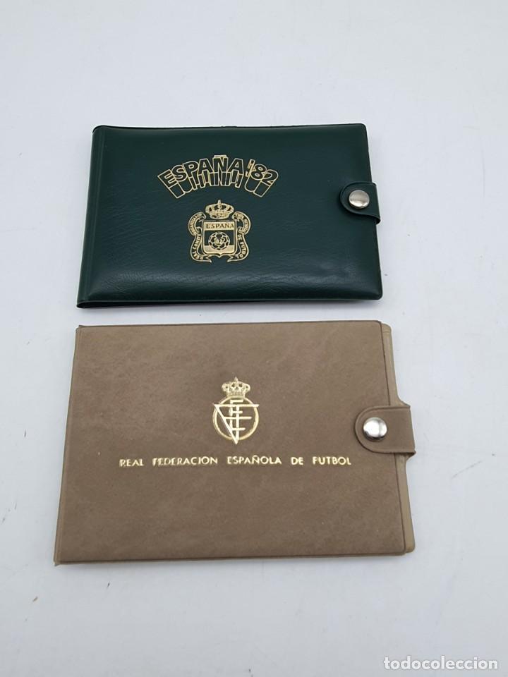 LOTE DE MONEDAS, ESPAÑA 82, COPA MUNDIAL, COMMEMORATIVAS FIFA ( VER FOTOS Y DESCRIPCIÓN ) (Numismática - Material Numismático)