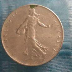 Material numismático: LOTE DE MONEDAS DE TODO TIPO Y ÉPOCAS MIRAR FOTOS. Lote 260324345