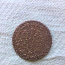 Material numismático: FERNANDO VLL 8 MARAVERIS DE 1830 DE COBRE CIRCULADA. Lote 262551390