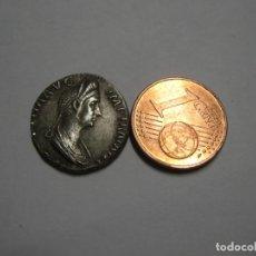 Material numismático: PLOTINA, AUGUSTA, 105-123. DENAR (SILBER, 20 MM, 3,13 G, 7 H), GEPRÄGT UNTER TRAJAN, ROM, 112-114. Lote 274567683