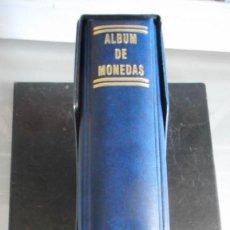 Material numismático: ÁLBUM DE MONEDAS BBB. Lote 285382808