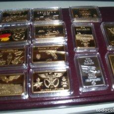 Material numismático: LINGOTES ALEMANES. Lote 288199408