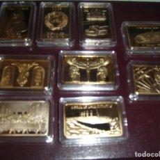 Material numismático: LINGOTES VARIADOS 2. Lote 288200093