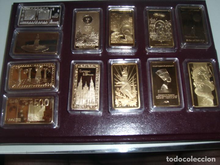 LINGOTES VARIADOS 3 (Numismática - Material Numismático)
